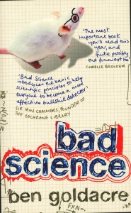 Photo of Bad Science Book