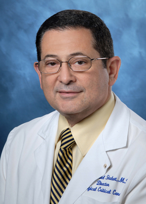 Photo of Dr. Michael Shabt
