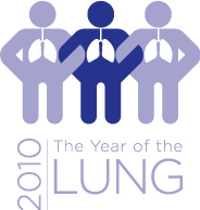 "ATS ""Year of the Lung"" logo"
