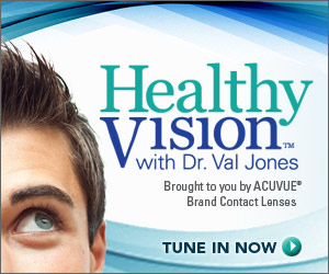 Healthy Vision with Val Jones